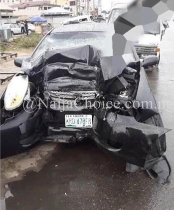 Popular Nollywood Producer Dies In Fatal Road Accident (Photos)