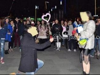 REVEALED: Things You Must Consider Before Proposing To Your Girlfriend In Public.