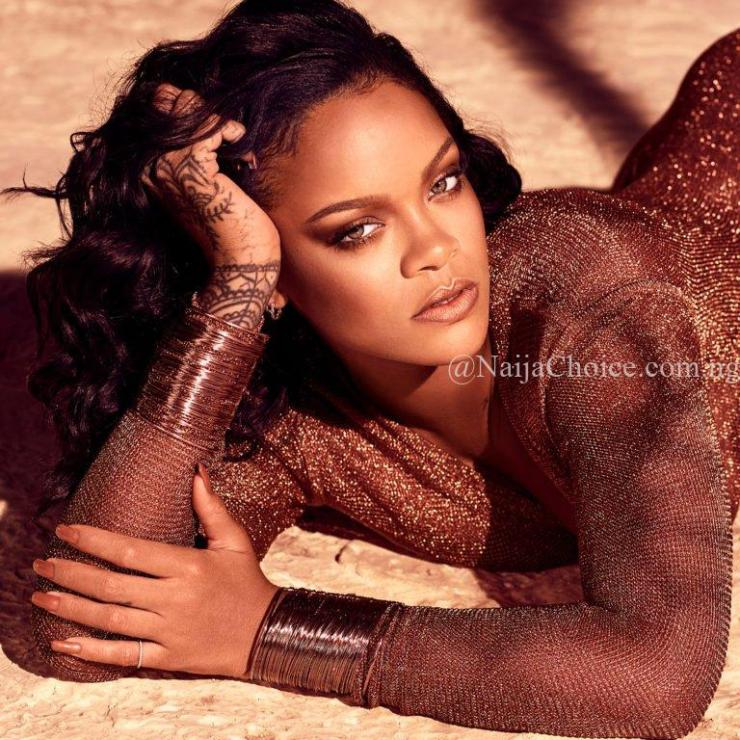 Rihanna is Launching Her Own Luxury Fashion Line with LVMH