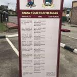 Don't Be A Victim, See List Of Lagos State Traffic Offences And Fines