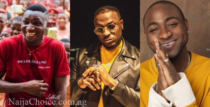 Read What Davido Said After Peruzzi Slapped The Hell Out Of Social Media Influencer