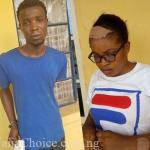 See Graduate Who Attacked And Stole From POS Attendant In Ogun State (Photo)