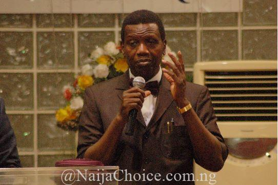 I Knew Osinbajo's Chopper Would Crash But I Didn't Tell Him - Pastor Adeboye