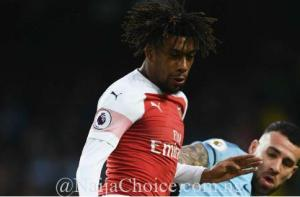 Transfer Deadline: Alex Iwobi Becomes Most Expensive Nigerian Footballer Ever