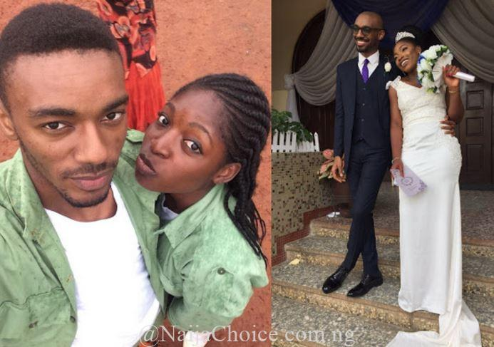 Wow! Beautiful Couple Who Met During NYSC Become Husband And Wife