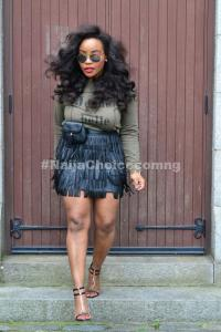 Ladies, Check Out 6 Ways To Slay In A Fringe Skirt Today (Photos)