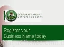 MUST READ!: 6 Reason/Why You Should Register Your Business Name With CAC