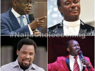 MUST SEE! 7 Popular Nigerian Pastors Who 'Lied' Using God's Name (Photos) , Guess Who Makes No.1