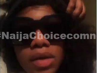 Tacha Shares Her First Video After Eviction From BBNaija Show To Prove She's Fine