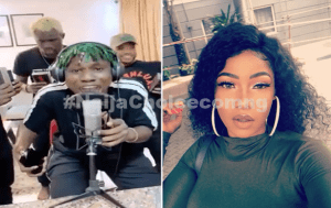 """""""I Didn't See Anything Wrong In What He Did"""" – Tacha Speaks On Zlatan's Diss Track"""