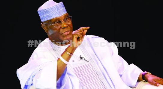 Atiku Reacts To Video Of Nigerian Lecturer, Pastor Allegedly Seeking S*x From Admission Seeker