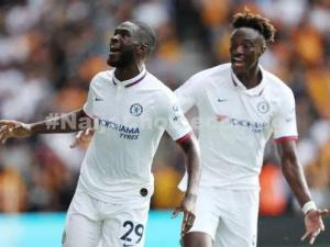 Fans Knock Chelsea's Abraham And Tomori For Dumping Nigeria