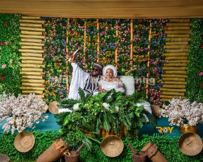 'Never Let Tribe Limit Your Happiness': Adamawa Man Marries Anambra Woman (Photos)