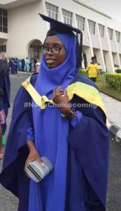 Another University Of Ibadan Masters Student Graduates With A 7.0 CGPA (Photo)