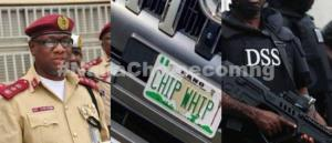 "FRSC nabs producers of ""CHIP WHIP"" number plate"