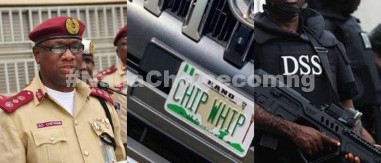 """FRSC nabs producers of """"CHIP WHIP"""" number plate"""