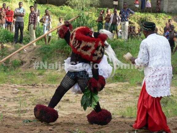 FRSC Reveals What Will Happen To All Masquerades Caught Causing Congestion During Christmas