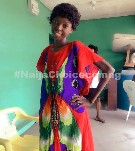 Remember The N*ked Lady Rumoured Used By Yahoo Boys, Found in Ajah Is Unrecognizable In New Photos