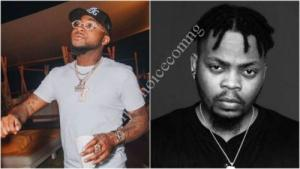 Davido Snub Olamide As He Chased Him For A reconciliation At Kizz Daniel's Concert || Watch Video