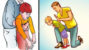 How To Save And Stop Choking Child