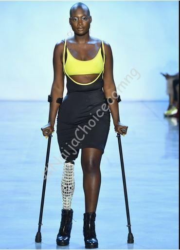 Oh No! Popular Fashion Model And Activist, Mama Cax Who Battled Cancer For Years Is Dead