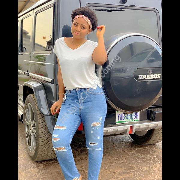 See Photos Of Nigeria Celebrities That Bought Mercedes Benz In 2019 (Photos)