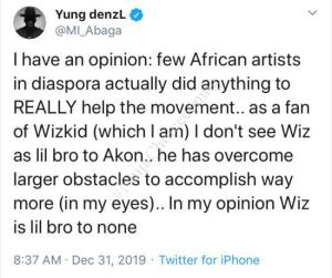 Starboy has accomplished way more than Akon – MI reveals why he believes Akon should not call Wizkid a little brother