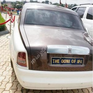 The Three Generations Of Ooni Of Ife And Their Rolls Royce Cars (Photos)