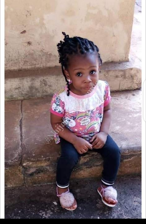 2-Year-Old Strangled To Death By Housemaid For Refusing To Wear Her Clothes