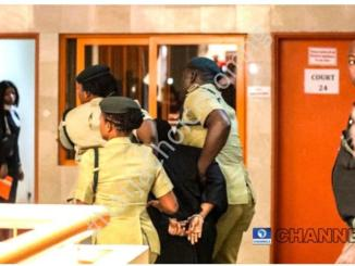 Court Sentences Maryam Sanda To Death For Killing Husband Over A Text Message || Watch Video