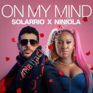 DOWNLOAD MP3: Solarrio ft. Niniola – On My Mind