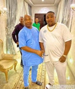 Cubana Chief Priest Calls Davido And His Uncle Loosers Under PDP