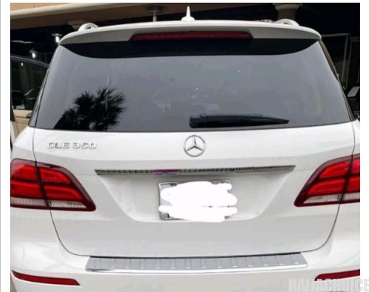 Lady Buys Her Mum A New Benz As Valentine's Gift (Photos)
