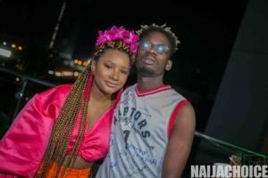 "Speed Darlington Accuses Mr Eazi Of Using Love ""Juju"" On Temi Otedola"