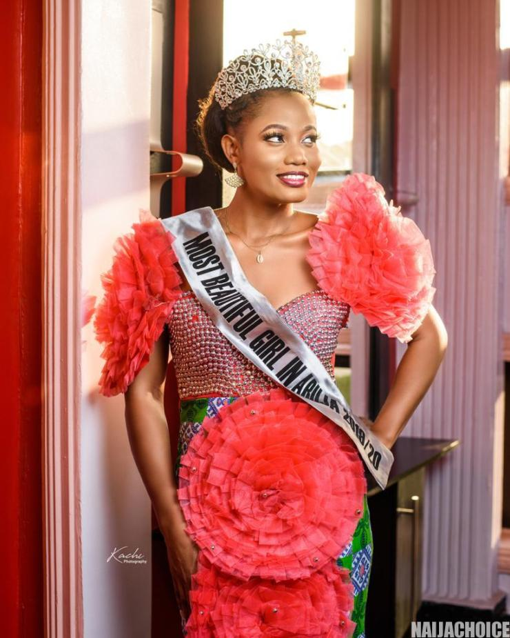 Cute Photos Of The Most Beautiful Girl In Abuja, Janfrancis Uzoma