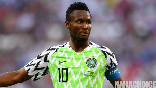 Mikel Obi's Contract With Turkish Club Terminated Over His Stand On Coronavirus