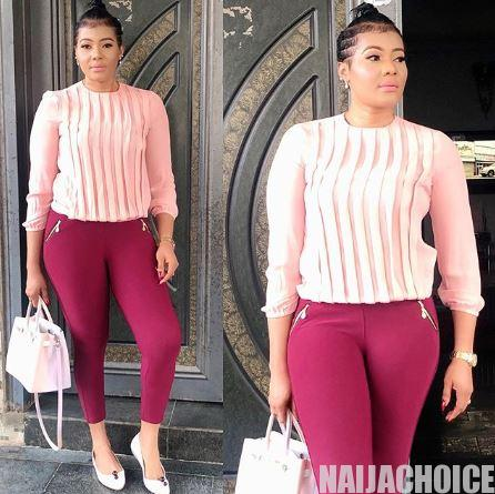 Nollywood Actress Loses House, Shopping Complex And Cars In Lagos Explosion (Photos)