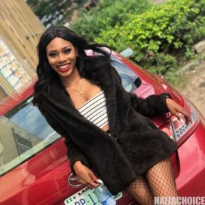 Ex-Nigerian Adult Film Star, Savage Trap Queen Attacks Swanky Jerry, Makes Damning Allegation (Video)