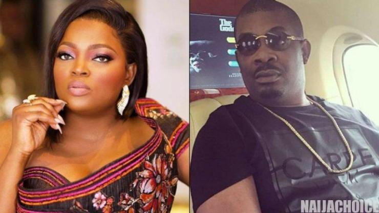 I have more respect for you now as a person, You made a mistake and you owned it – Don Jazzy to Funke Akindele