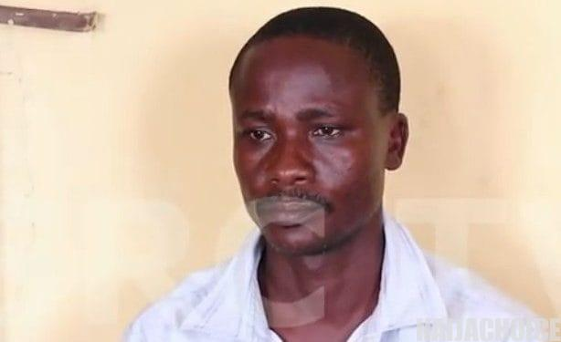Pastor arrested for allegedly raping epileptic girl brought to his church for deliverance