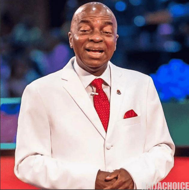 Bishop Oyedepo Reveals What God Told Him About Closure Of Churches Amid Coronavirus Pandemic