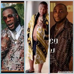 Davido Vs Burna Boy Fight: Cubana Chief Priest Replies Burna Boy