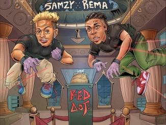 DOWNLOAD music: Rema x Samzy – Red Dots