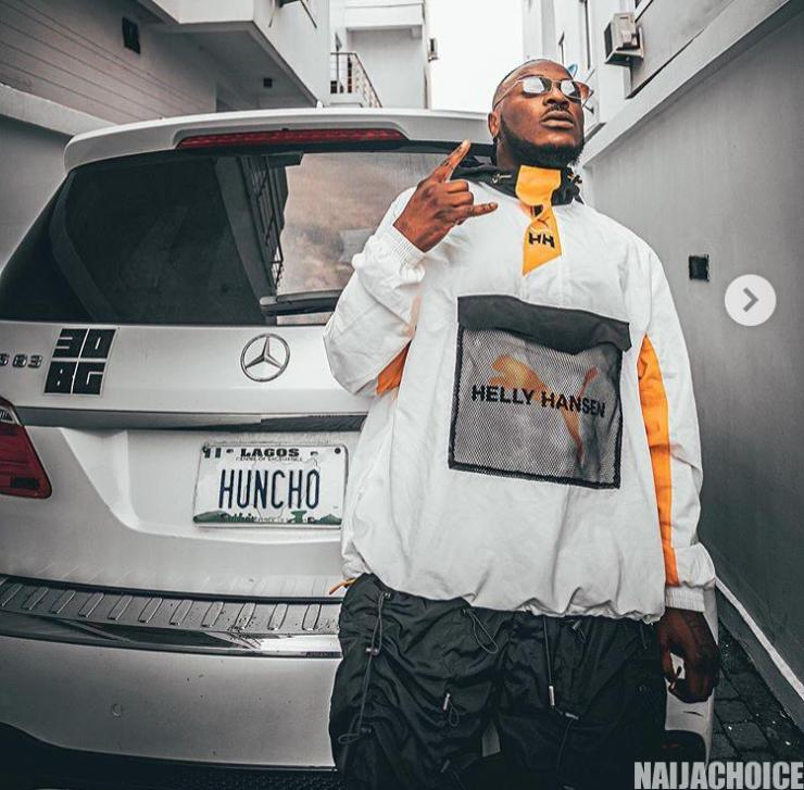 I am still a rabbit -Peruzzi says he cannot be addressed as a music G.O.AT yet