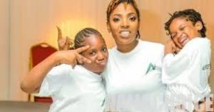 Tuface & Annie Idibia's Daughter, Isabella Taller Than Her Mom At 11 Years