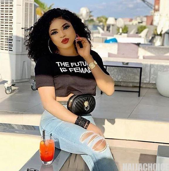 """I Have The Biggest Heart, Don't Be So Quick To Judge Me"" – Bobrisky"