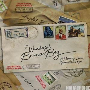 DOWNLOAD MP3: Burna Boy – Wonderful