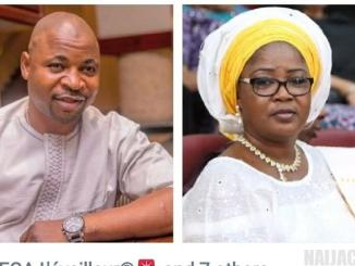 MC Oluomo And Tinubu's Daughter Get Federal Government Appointments