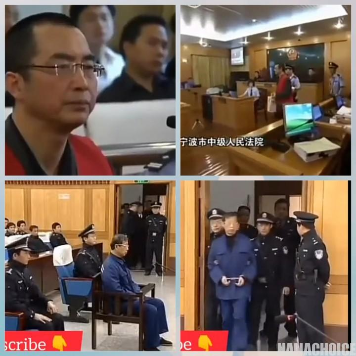 China Executes 2 Politicians For Taking Bribe  (Video)
