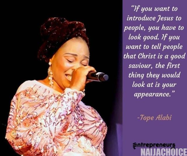 Complete Biography Of Evangelist Tope Alabi & Networth, An Anointed Gospel Singer
